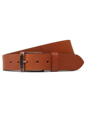 Levi's® Levi's® Pánský pásek 38016-0017 Hnědá