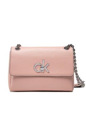 Calvin Klein Calvin Klein Kabelka Ew Conv Xboy K60K608174 Ružová