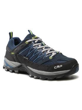 CMP CMP Turistiniai batai Rigel Low Trekking Shoe Wp 3Q54457 Tamsiai mėlyna