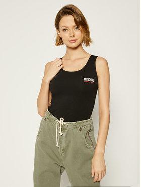 Moschino Underwear & Swim Moschino Underwear & Swim Τοπ A4002 9003 Μαύρο Slim Fit