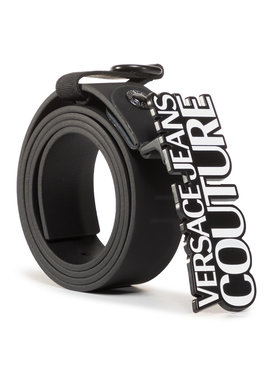Versace Jeans Couture Versace Jeans Couture Pánský pásek D8YZAF04 Černá