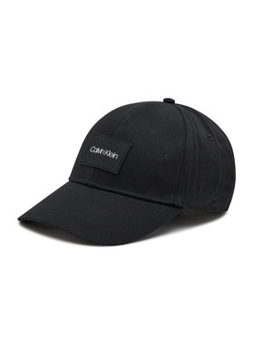 Calvin Klein Calvin Klein Καπέλο Jockey Bb Cap K50K507024 Μαύρο