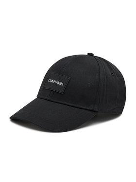 Calvin Klein Calvin Klein Шапка с козирка Bb Cap K50K507024 Черен