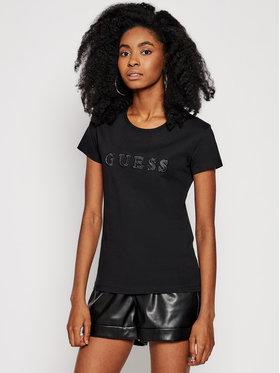 Guess Guess T-shirt O1GA05 K8HM0 Noir Regular Fit
