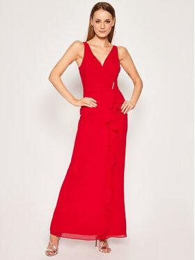 Lauren Ralph Lauren Lauren Ralph Lauren Vakarinė suknelė Sp20 3E 253786020 Raudona Regular Fit