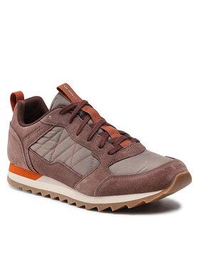 Merrell Merrell Sneakersy Alpne Sneaker J003511 Brązowy