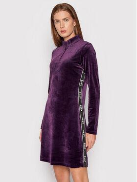 DKNY DKNY Hétköznapi ruha DD1GF47A Lila Regular Fit