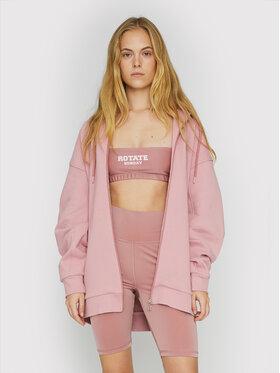 ROTATE ROTATE Sweatshirt Selma RT463 Rose Loose Fit