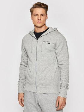 New Balance New Balance Sweatshirt MJ03908 Gris Regular Fit