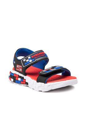 Skechers Skechers Sandale Craft Sandal 400070L/BKSR Negru