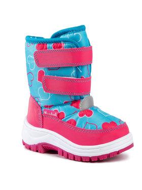Playshoes Playshoes Bottes de neige 193009 Bleu