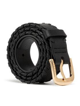 Liu Jo Liu Jo Dámský pásek Cintura 3.5 cm AA1012 E0031 Černá