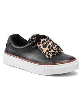 Pepe Jeans Pepe Jeans Sneakers Adams Fringe PLS30380 Noir