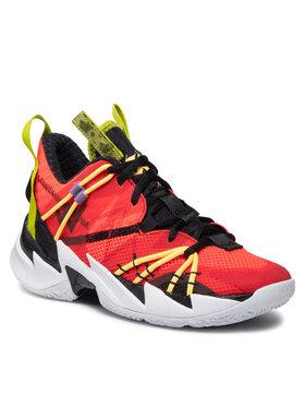 Nike Nike Topánky Jordan Why Not Zero.3 Se (GS) CN8107 600 Červená