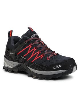 CMP CMP Trekingová obuv Rigel Low Wmn Trekking Shoes Wp 3Q13246 Černá
