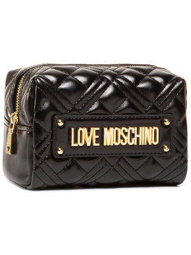LOVE MOSCHINO LOVE MOSCHINO Trousse de toilette JC5303PP0BKA0000 Noir