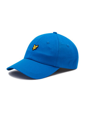 Lyle & Scott Lyle & Scott Καπέλο Jockey Baseball Cap HE906A Μπλε