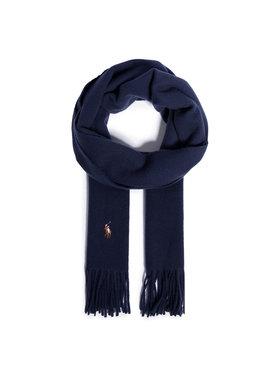 Polo Ralph Lauren Polo Ralph Lauren Πασμίνα F20 Msw Hat&Scv 449775968005 Σκούρο μπλε