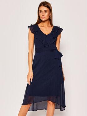 DKNY DKNY Kokteilinė suknelė DD9DI414 Tamsiai mėlyna Regular Fit