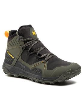 Mammut Mammut Chaussures de trekking Saentis Pro Wp 3030-04100-40163-1075 Vert