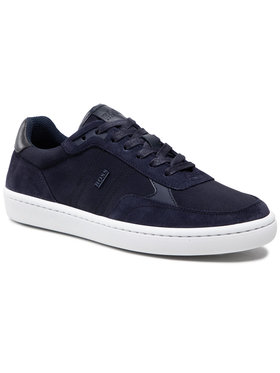 Boss Boss Sneakersy Ribeira 50454939 10236195 01 Granatowy
