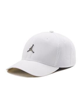 Nike Nike Kepurė su snapeliu CW6410 100 Balta