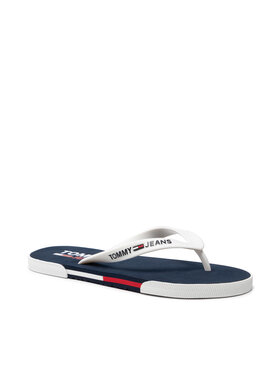 Tommy Jeans Tommy Jeans Flip flop Beach Sandal EM0EM00731 Alb