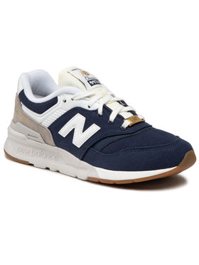 New Balance New Balance Sneakersy GR997HHE Granatowy