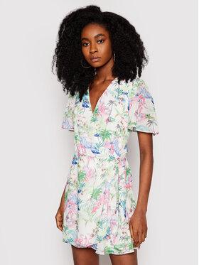 Guess Guess Sukienka letnia W1GK0 TWBUD2 Kolorowy Regular Fit