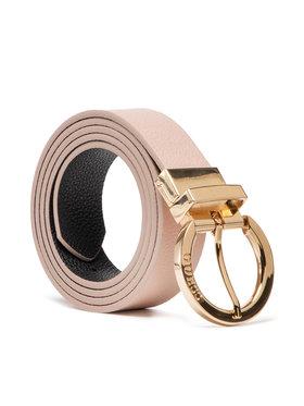 Guess Guess Moteriškas Diržas Naya Belts BW7501 VIN30 Rožinė