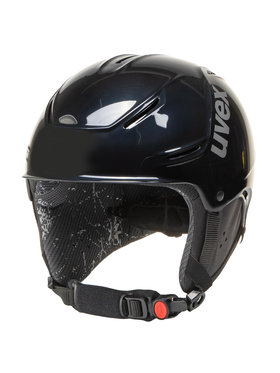 Uvex Uvex Kask narciarski P1us Rent 5662072103 Czarny