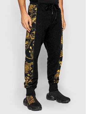 Versace Jeans Couture Versace Jeans Couture Spodnie dresowe 71GAA3C0 Czarny Regular Fit