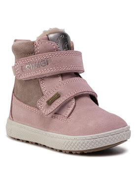 Primigi Primigi Kotníková obuv GORE-TEX 6360233 M Růžová