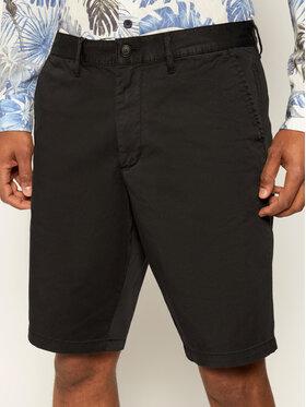 Emporio Armani Emporio Armani Pantaloncini di tessuto 3H1PB3 1NEDZ 0999 Nero Regular Fit