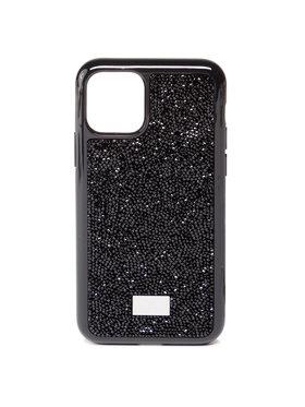 Swarovski Swarovski Калъф за телефон Glam Rock 5531147 Черен