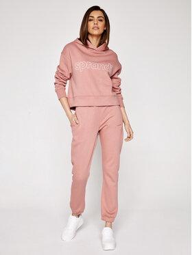 Sprandi Sprandi Bluza SS21-BLD003 Różowy Regular Fit