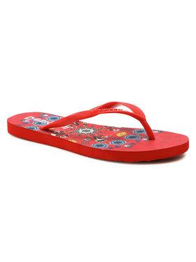 Desigual Desigual Flip-flops 21SSHP06 Piros