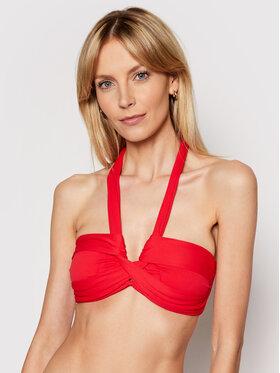 Seafolly Seafolly Haut de bikini S3816-065 Rouge