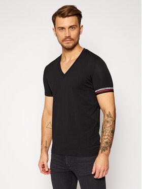 Dsquared2 Underwear Dsquared2 Underwear T-shirt D9M453200 Noir Regular Fit