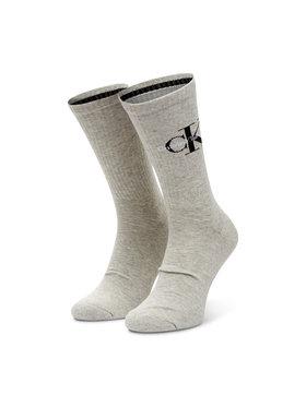 Calvin Klein Jeans Calvin Klein Jeans Vysoké pánske ponožky 100001816 Sivá