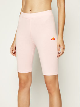 Ellesse Ellesse Legginsy Tour Cycle SGC07616 Różowy Slim Fit