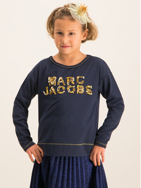 Little Marc Jacobs Little Marc Jacobs Chemisier W15457 S Bleu marine Regular Fit
