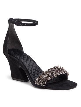 Tory Burch Tory Burch Sandali Crystal 70mm Sandal 80682 Nero