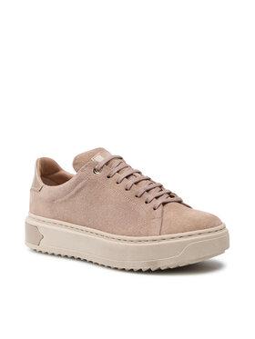 Carinii Carinii Sneakersy B7009 Beżowy