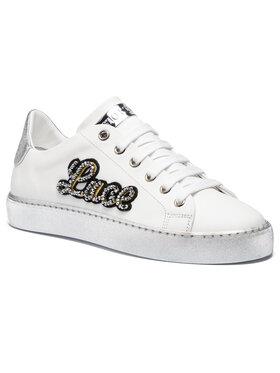 Stokton Sneakersy 765-D Biela