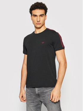 Emporio Armani Underwear Emporio Armani Underwear T-Shirt 111890 1A717 00020 Schwarz Regular Fit