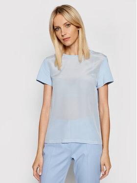 Marella Marella T-Shirt Max 39710115 Niebieski Regular Fit