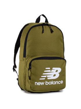 New Balance New Balance Batoh Class Backpack NTBCBPK8OV Zelená