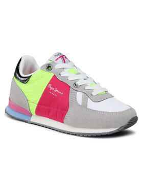 Pepe Jeans Pepe Jeans Sneakers Sydney Trend Girl PGS30498 Gri