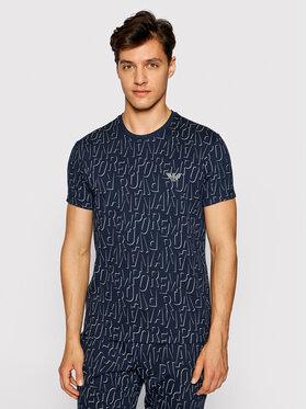 Emporio Armani Underwear Emporio Armani Underwear T-Shirt 110853 1P566 15735 Granatowy Regular Fit
